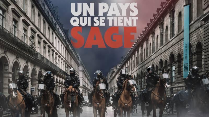 Franse filmmaker laat betogers en agenten meepraten in docu over politiegeweld - NOS