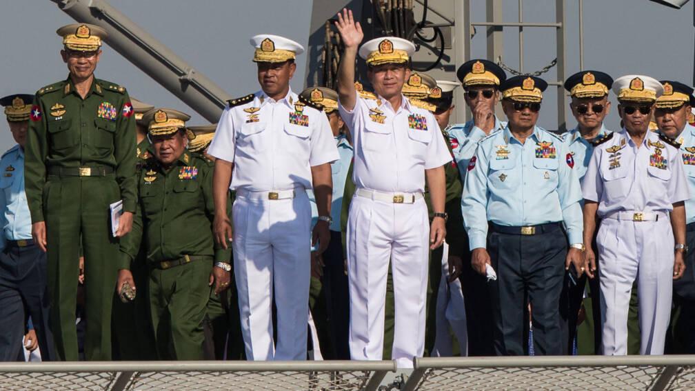 Bekijk details van VN-Veiligheidsraad bespreekt Myanmar, maar generaals zijn niet bang voor sancties