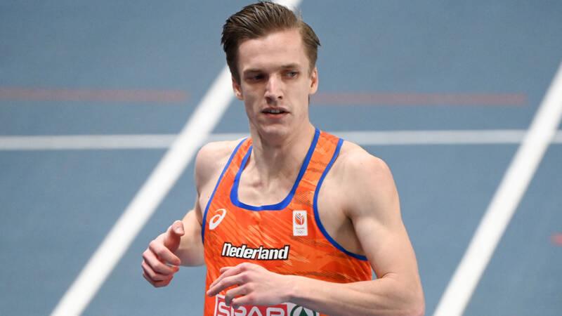 Nederlandse mannen domineren op EK indoor 400 meter, Bol heerst bij vrouwen - NOS