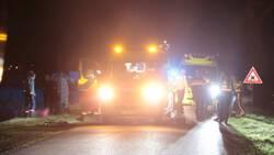 Jongetje om het leven gekomen bij verkeersongeluk in Staphorst.