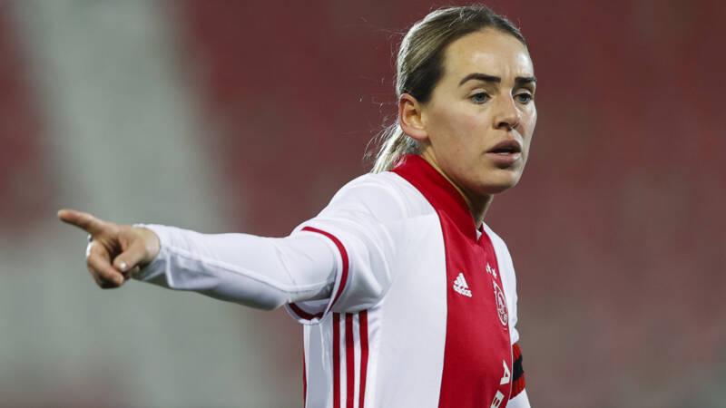 Ajax Vrouwen lijden puntenverlies tegen Heerenveen - NOS