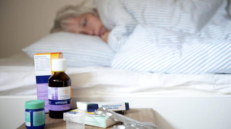 Deze winter nog geen enkel officieel griepgeval gevonden - NOS