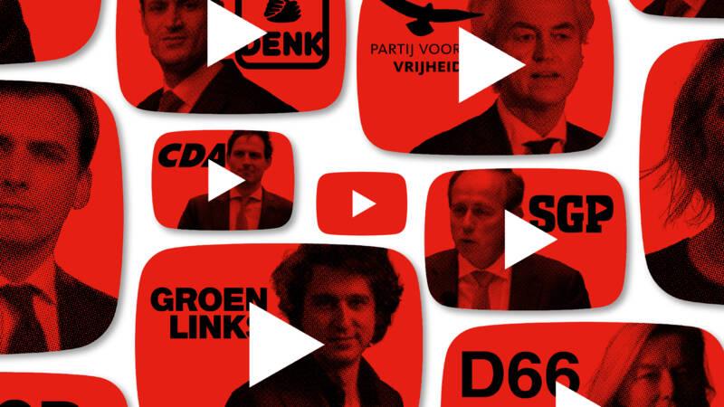 Het internet als echokamer: politieke filterbubbel is op YouTube snel gemaakt - NOS