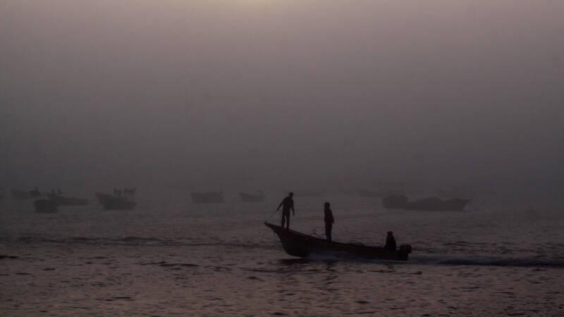 Palestijnse vissers omgekomen bij mysterieuze explosie op boot - NOS