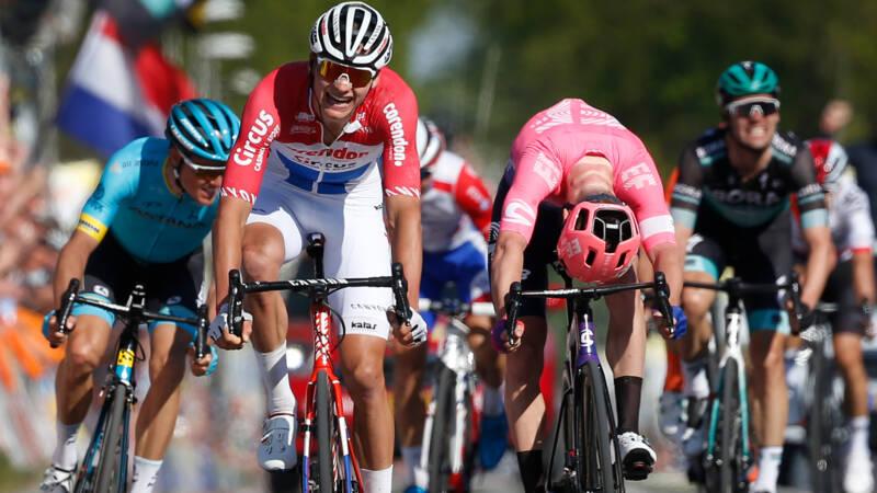 Amstel Gold Race gaat door op 18 april, maar: 'Blijf thuis' - NOS
