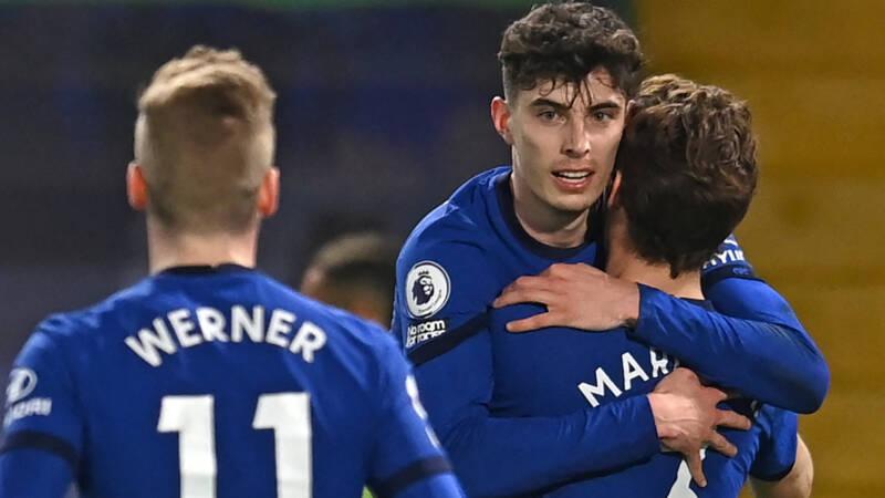 Chelsea klopt Everton en is onder Tuchel nogal altijd ongeslagen - NOS