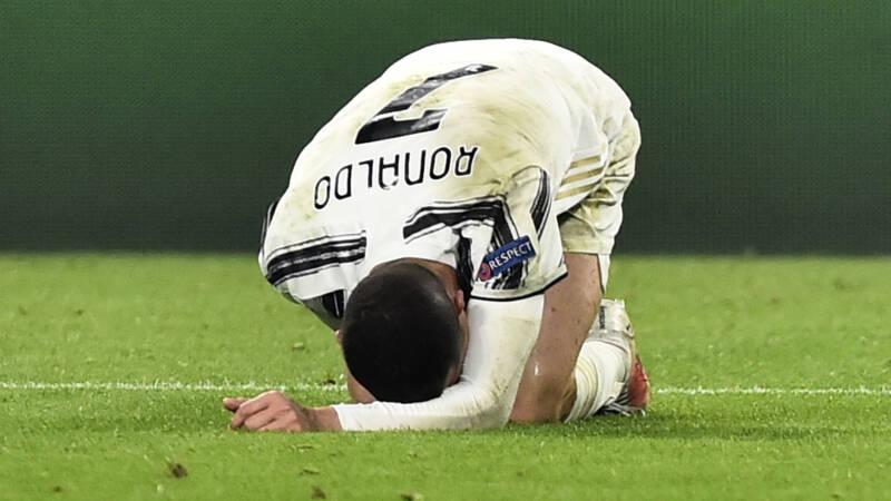 Tiental FC Porto stunt tegen Juventus en vergezelt Dortmund naar laatste  acht   NOS