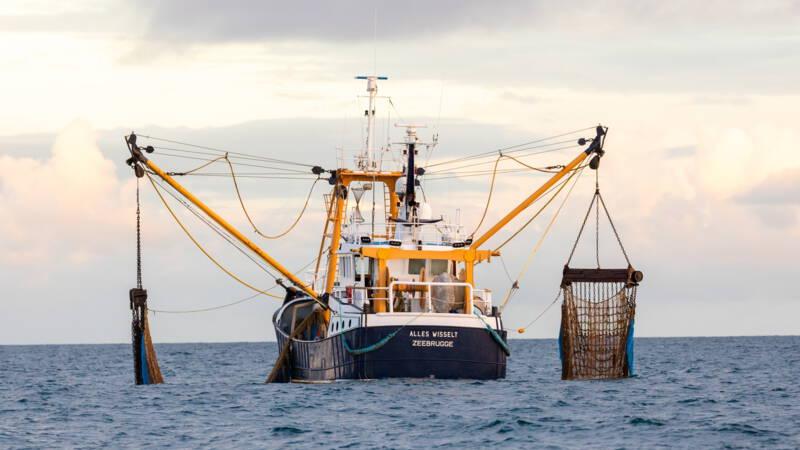 Brussel wil camera's op schepen om vissers in de gaten te houden - NOS