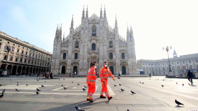 Kritieke grens IC-bezetting overschreden: Italië opnieuw in lockdown - NOS