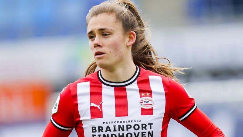 Vrouwen PSV pakken koppositie, ADO zeker van play-offs - NOS