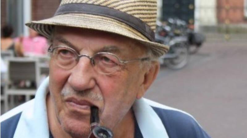 Cultjournalist Igor Cornelissen (85) overleden, 'een fenomeen is heengegaan' - NOS