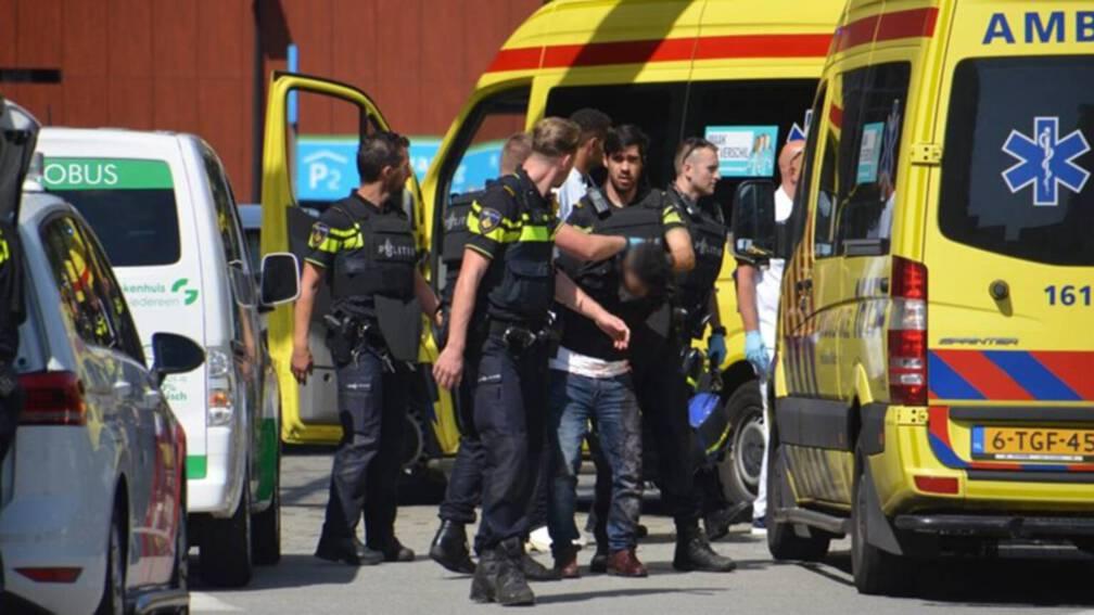 Bekijk details van Acht jaar cel voor poging tot moord in ziekenhuis Gouda