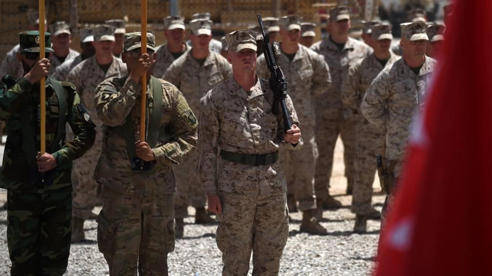Bekijk details van VS zegt troepen voor 11 september uit Afghanistan te halen