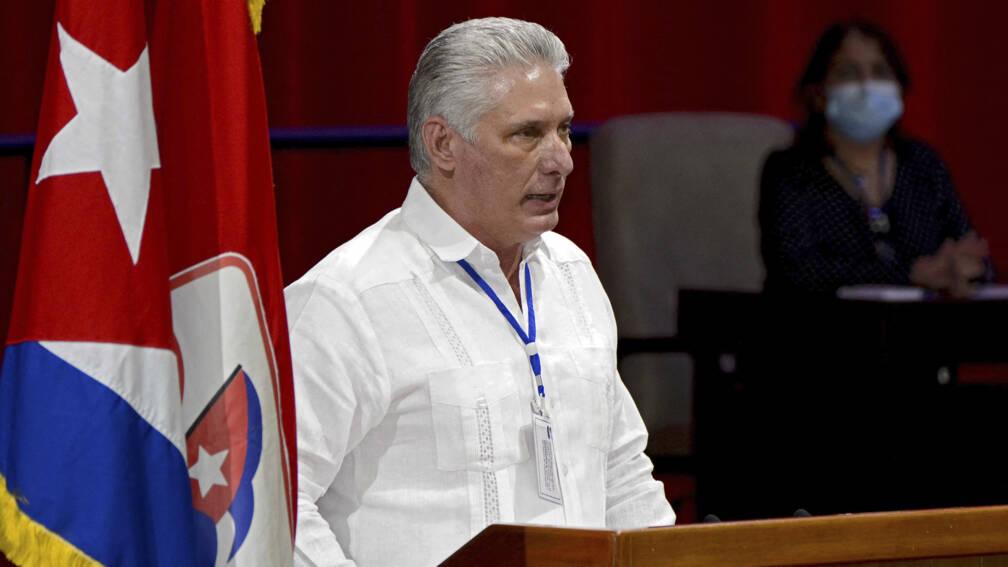 Miguel Díaz-Canel volgt Raúl Castro op als sterke man van Cuba