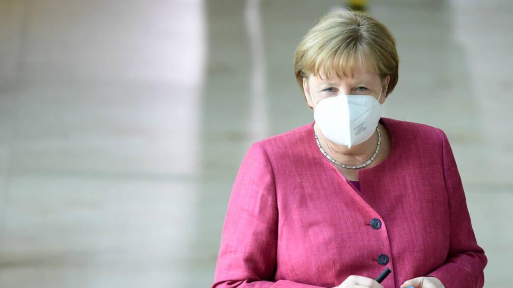 Merkel voor commissie om 'lobbyen' voor megafraude-bedrijf Wirecard