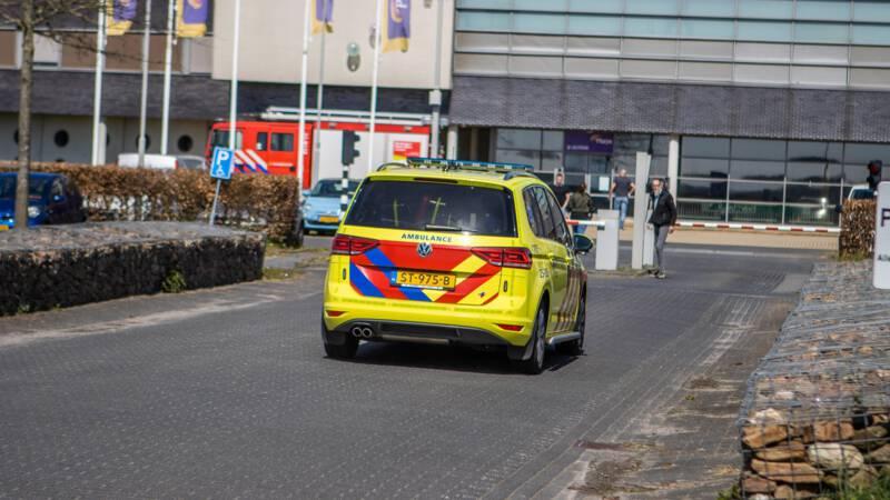 'Drie gewonden bij steekpartij in jeugdgevangenis Lelystad' #DJI.