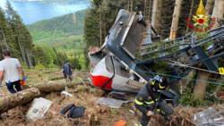 Jongen van vijf enige overlevende kabelbaanongeluk Noord-Italië.