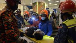 Ruim 200 gewonden bij botsing treinen in Kuala Lumpur.