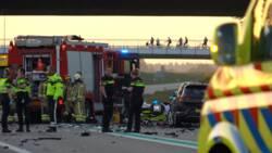 Opvallend veel zware ongelukken op de weg: Bij mooi weer let je minder goed op.