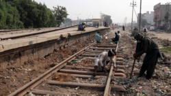 Tientallen doden bij treinongeluk in Pakistan.