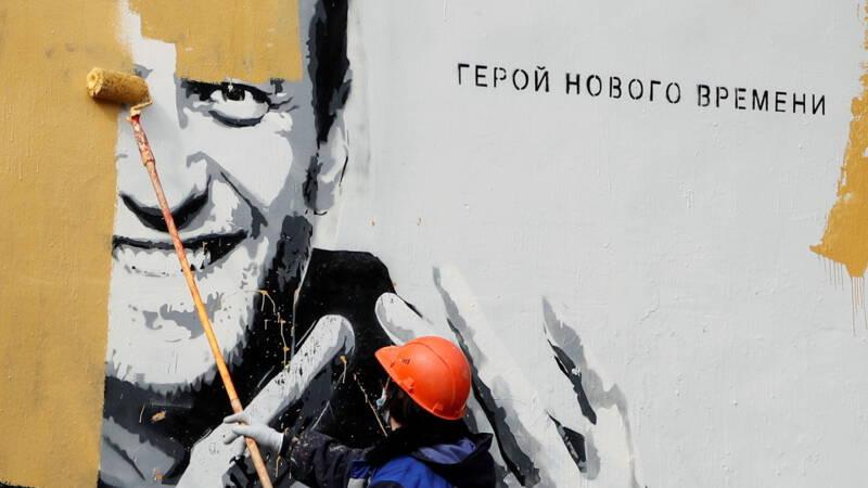 Russische rechter verbiedt organisatie van Navalny