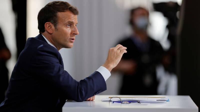 Macron kondigt einde aan van Franse operatie in Sahel