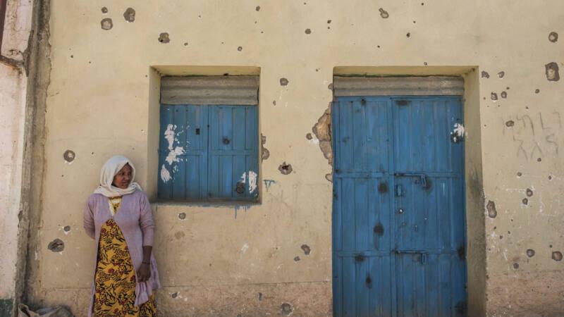 VN: zo'n 350.000 mensen in Ethiopische deelstaat Tigray lijden honger