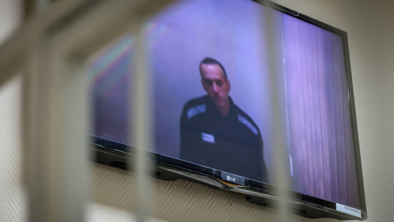 'Gezondheid Kremlin-criticus Aleksej Navalny verbeterd'