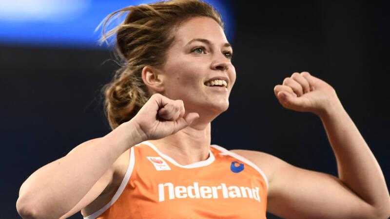 Paralympisch kampioene Van Rhijn stopt met atletiek: 'Het hoeft niet meer'