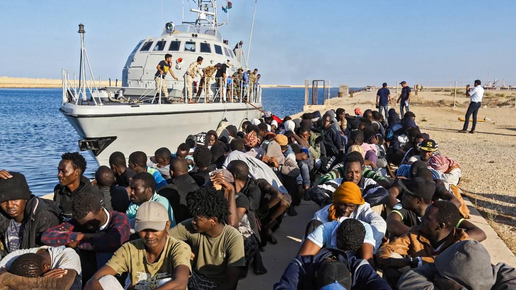 Bekijk details van Artsen zonder Grenzen stopt werk in detentiecentra Libië