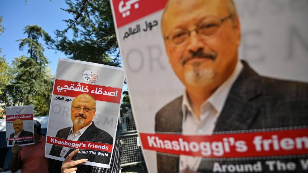 Bekijk details van 'Moordenaars journalist Khashoggi getraind in VS'