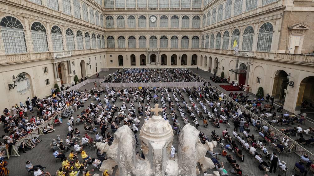 Bekijk details van Vaticaans protest tegen Italiaanse antidiscriminatiewet lijkt averechts te werken