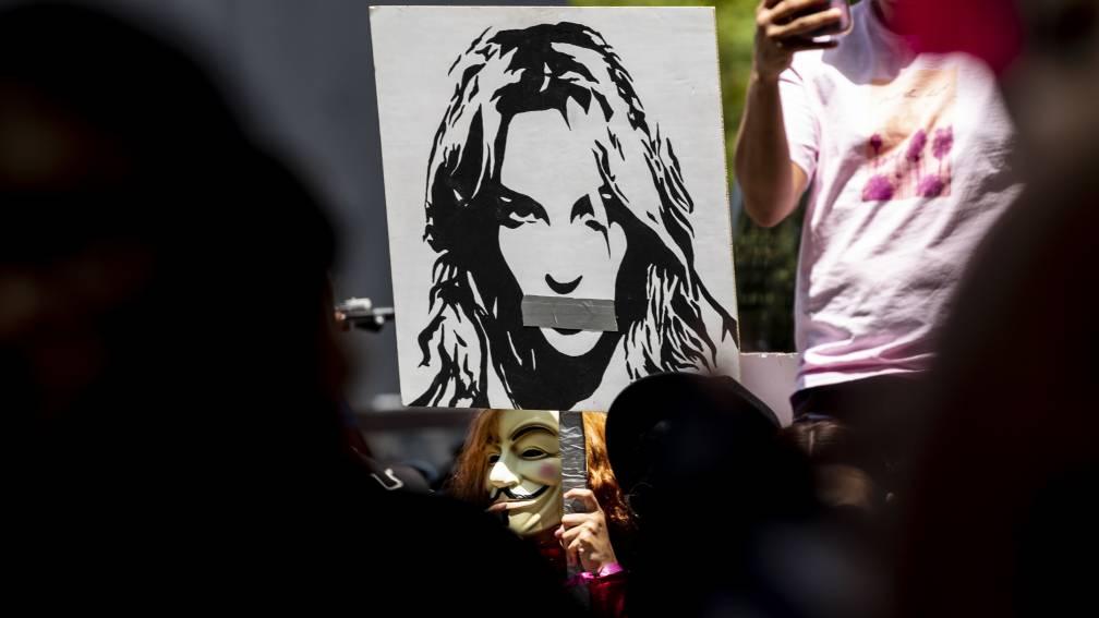 Bekijk details van Geëmotioneerde Britney Spears spreekt voor het eerst over ondertoezichtstelling
