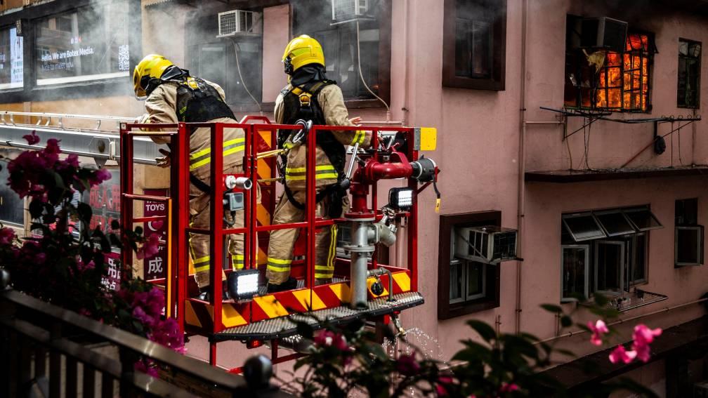 Bekijk details van Zeker 18 doden bij brand in Chinese trainingscentrum voor vechtsporten