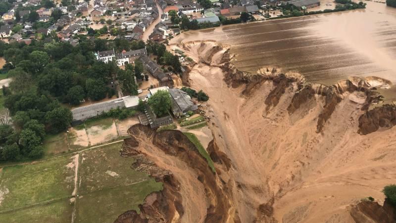 Zeker 100 doden door overstromingen in Duitsland