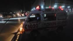 Tientallen doden en gewonden bij busongeluk Pakistan.