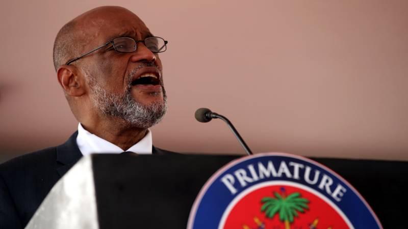 Nieuwe premier Haïti belooft verkiezingen en ordeherstel