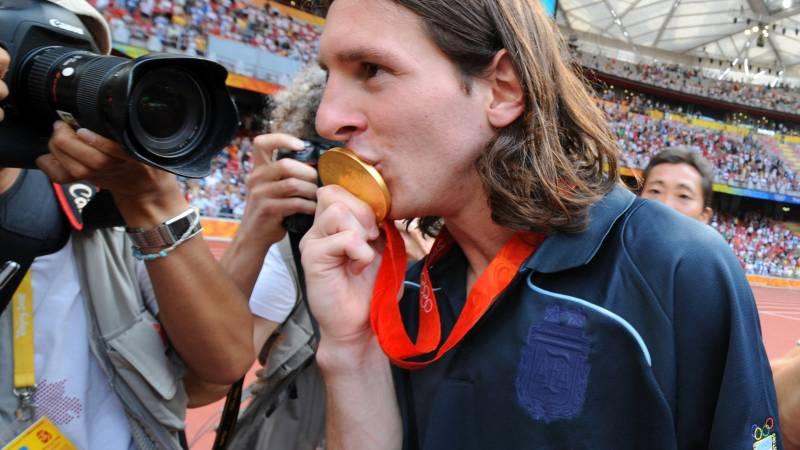 Olympisch voetbal: van Messi en Neymar tot Pedri en Pijnaker