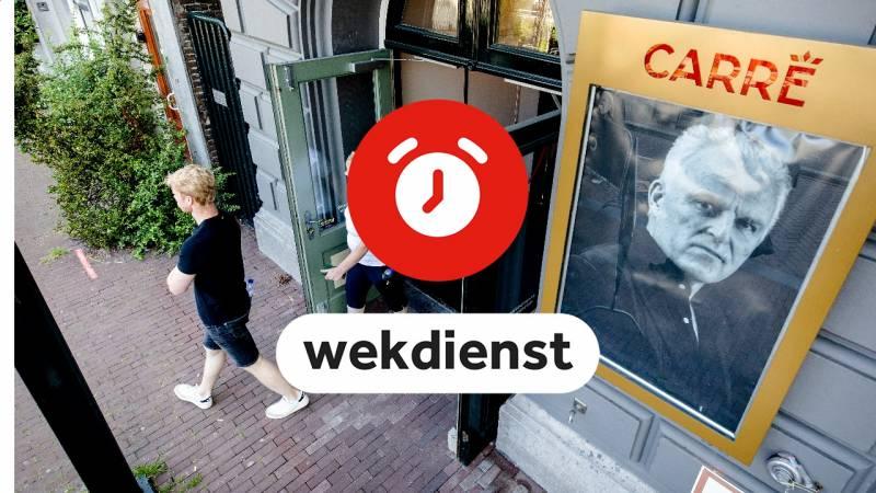 Wekdienst 22/7: Aanslagen Breivik tien jaar geleden • Uitvaart Peter R. de Vries