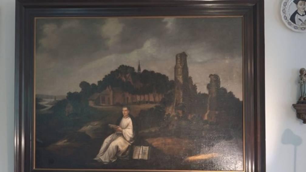 Bekijk details van Na 550 jaar krijgt schrijver en mysticus Thomas a Kempis een museum in Zwolle
