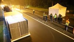 Dodelijk ongeluk op N440 bij Wassenaar, slachtoffer liep op rijbaan.