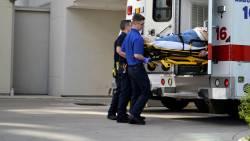 Zeker tien doden bij ongeluk met overvol busje in Texas.