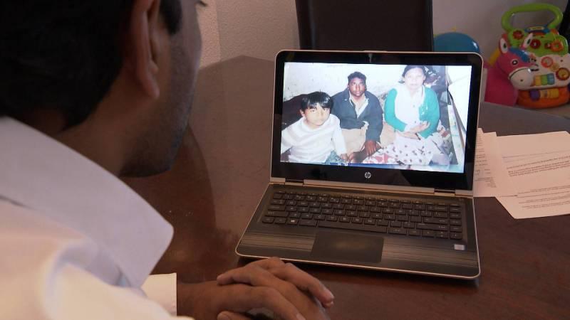 Persecuted Pakistani Christian couple flee to Europe