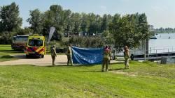 Slachtoffer bootongeluk Herten overleden aan verwondingen.