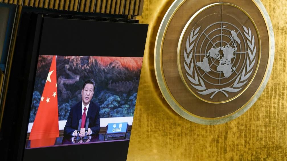 Bekijk details van President Xi: China bouwt geen kolencentrales meer in buitenland