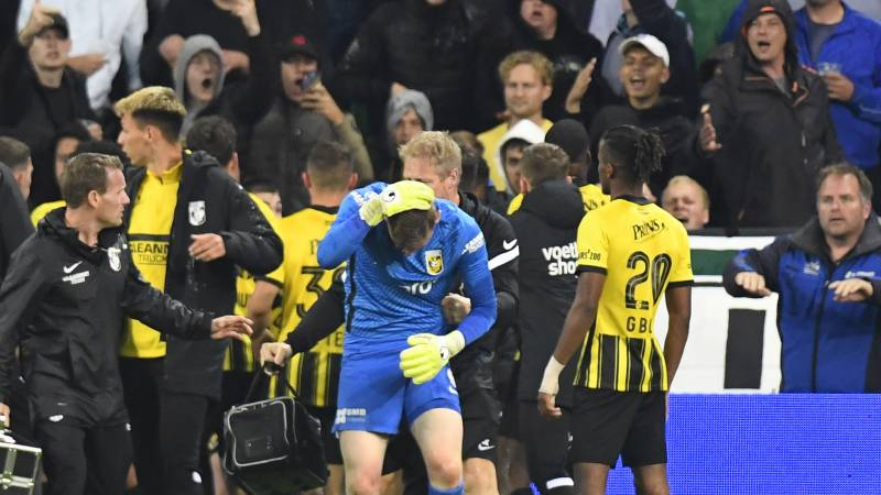 Bluyssen (KNVB) about disturbances: 'We should cease this'