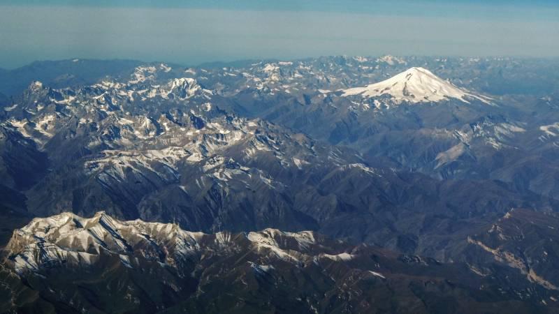 Vijf bergbeklimmers omgekomen bij -20 graden en harde wind op de Elbroes