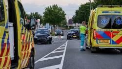 Elf gewonden bij verkeersongeluk in Sint Willebrord.
