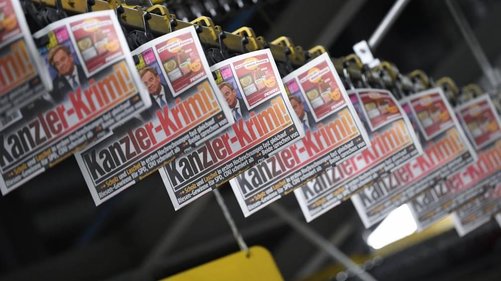 Bekijk details van Winst voor SPD, maar Scholz is nog geen kanselier