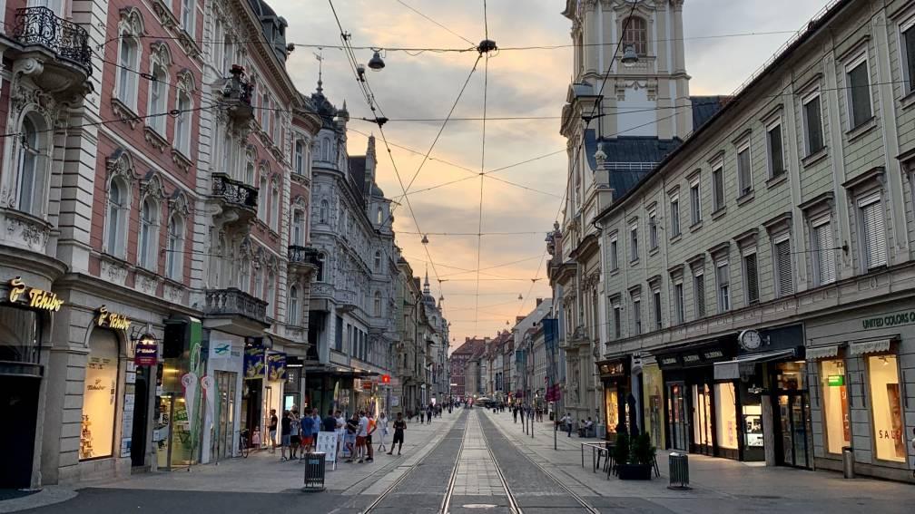 Bekijk details van Communisten onverwacht de grootste bij lokale verkiezingen in Graz (Oostenrijk)